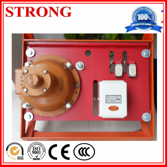 Anti Fall Safety Brake for Construction Building Elevator pictures & photos