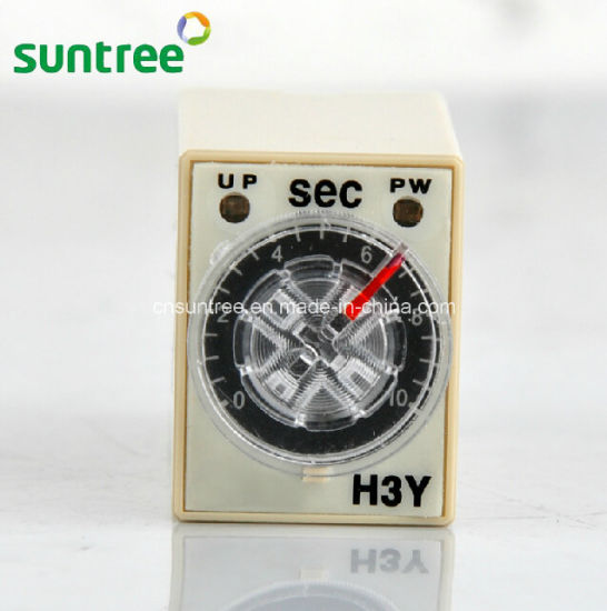 China Omron Timer Relay H3y