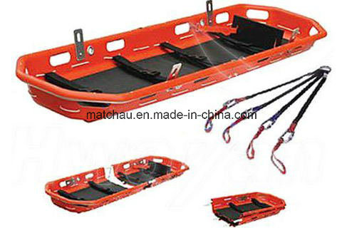 Folding Basket Rescue Stretcher for Lifesaving pictures & photos