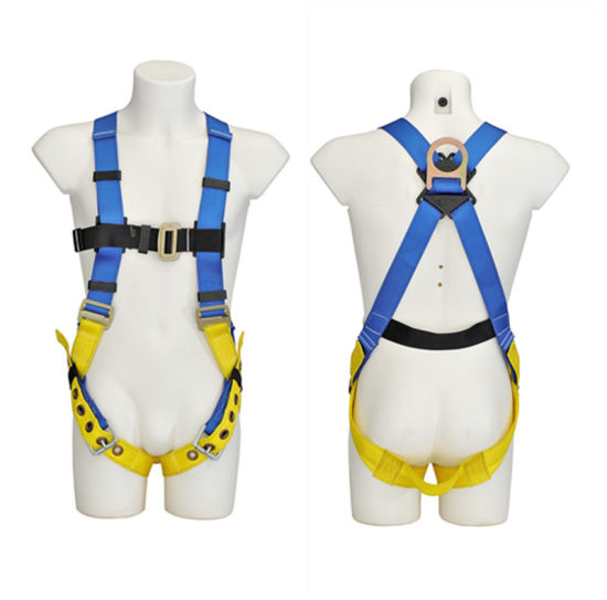 1 D-Ring Full Body Safety Harness From China pictures & photos