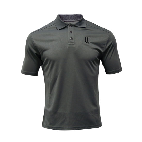 China Import Sublimated Wholesale Polo Tee Men's Sport Custom Polo T Shirt