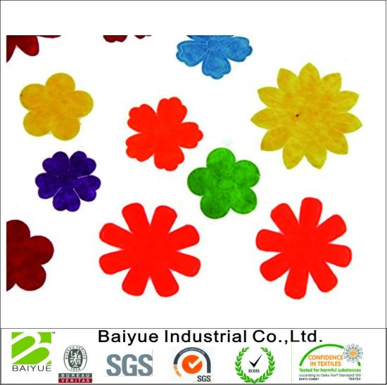 Colored Polyester Felt Craft Sheets Die Cutting Felt pictures & photos