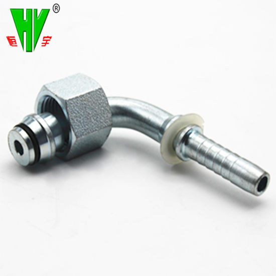 China Various Hydraulic Hose Fitting Types Supply Hydraulic