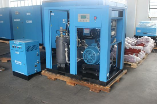 50HP High Quality Water Cooling Air Compressor pictures & photos