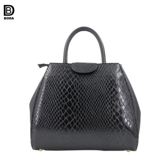 European And America Style Brand Leather Handbag With Compeive Price