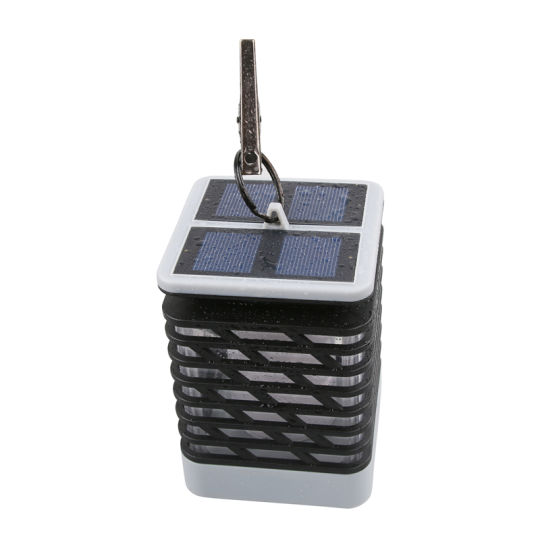 Solar LED Lamp Power Twinkle Candle Light Garden Lantern Hang Bulb pictures & photos