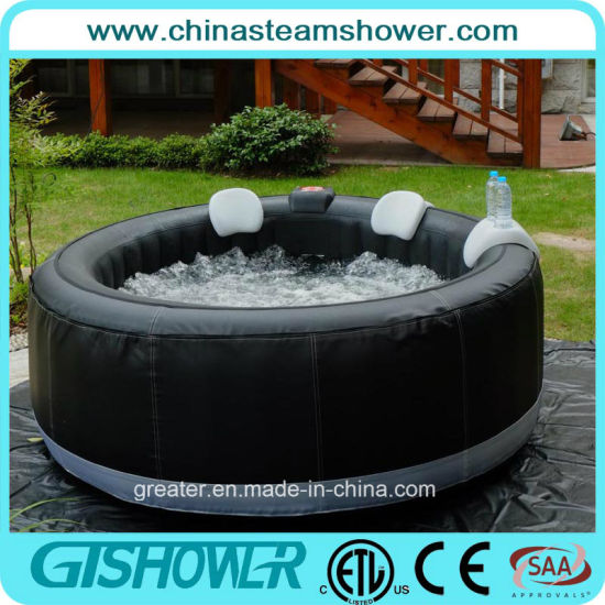 Easy Set up Inflatable Hot Bath Tub for Adults (pH050011) pictures & photos