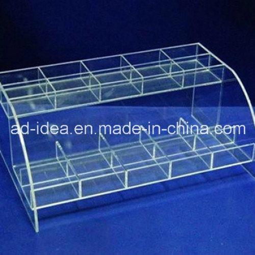 Practical Acrylic Display Rack/ Acrylic Furniture/ Exhioition for Cosmetic