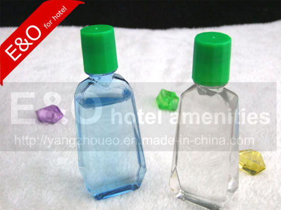 2015 Shampoo Filled in HDPE Bottle