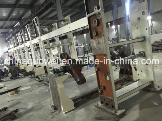 Electronic Shaft System Computer Control 8 Color Printing Machine pictures & photos