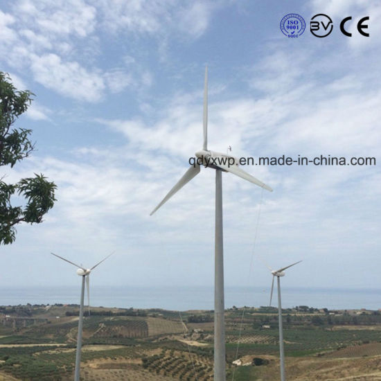 Wind Turbine 20kw for Wind Transform with Permanent Magnet Generator pictures & photos
