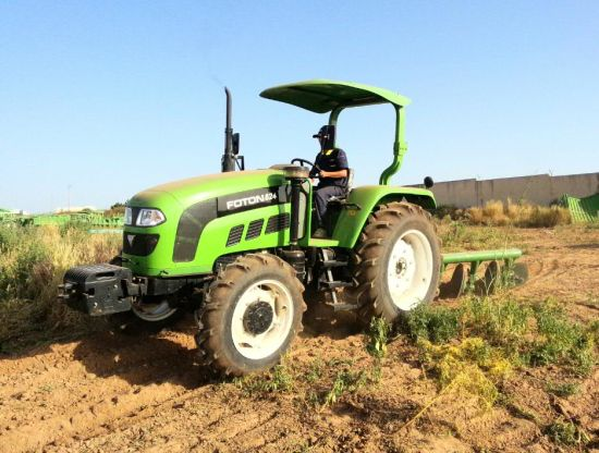 Foton Lovol 4WD Farm Tractor, 82HP with CE and OECD pictures & photos