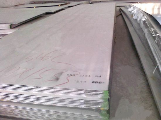 ASTM 201 304 304L 316 316L Stainless Steel Sheet with Good Stainless Steel Plates pictures & photos