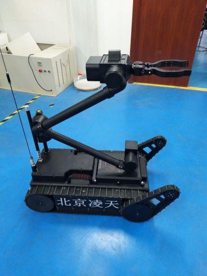 Explosive Disposal Robotic Arm Remote Control