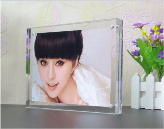 First Diret Manufacturer of Acrylic Sexy Photo Picture Photo Frame pictures & photos