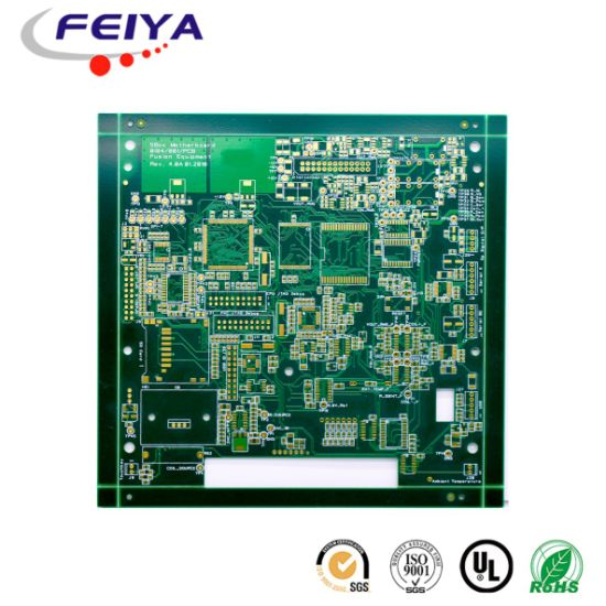 Multilayer 6 Layer PCB Custom Made PCB OEM pictures & photos