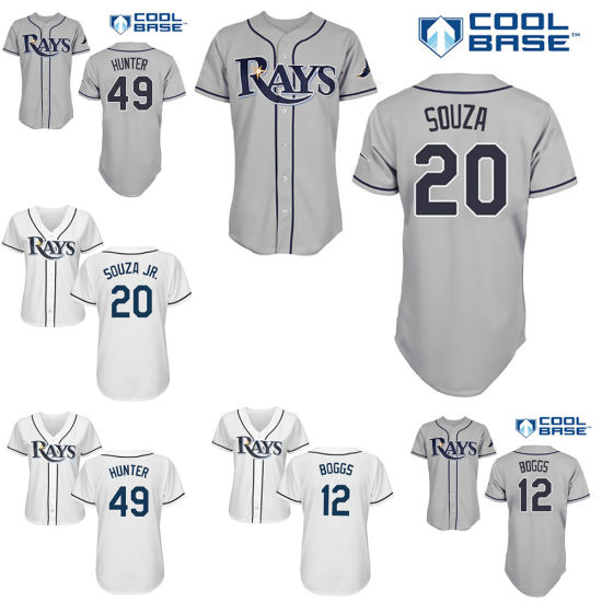 timeless design 5d6f0 23621 China Wholesale Tampa Bay Rays Wade Boggs Mitchell & Ness ...