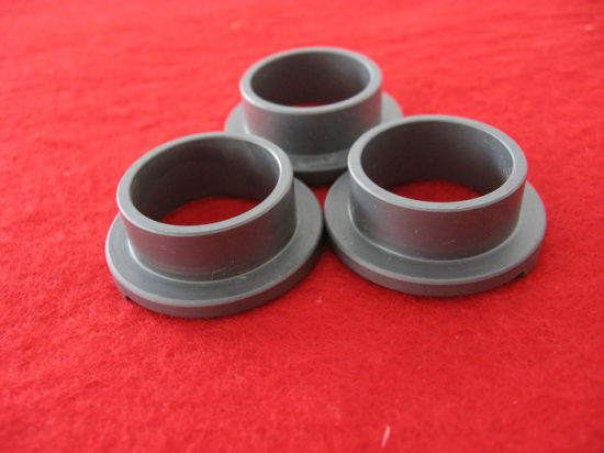 Industrial Black Silicon Carbide Ceramic Bushing