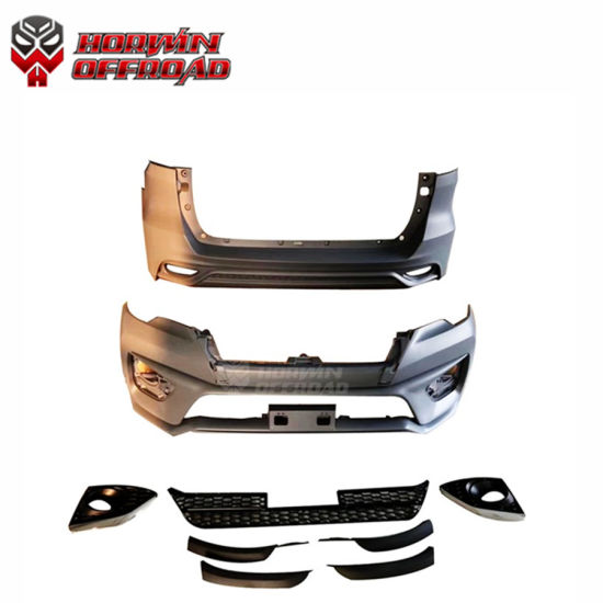 Hot Wholesale Modified Car Body Parts for Fortuner 2016+