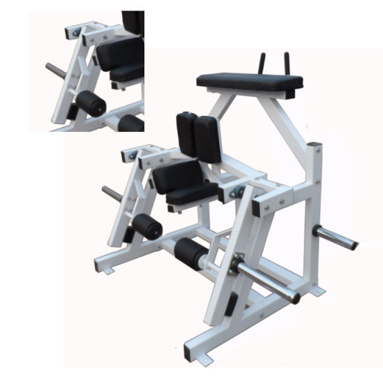 Hot Sell Gym Equipment ISO-Lateral Kneeling Leg Curl