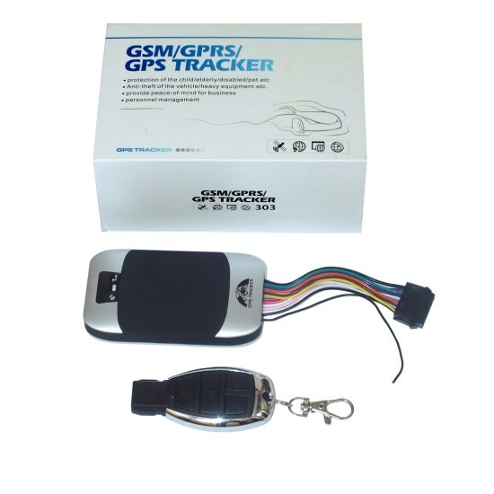 3G GPS Tracker Custom Firmware GPS 303 Free Tracking on Server