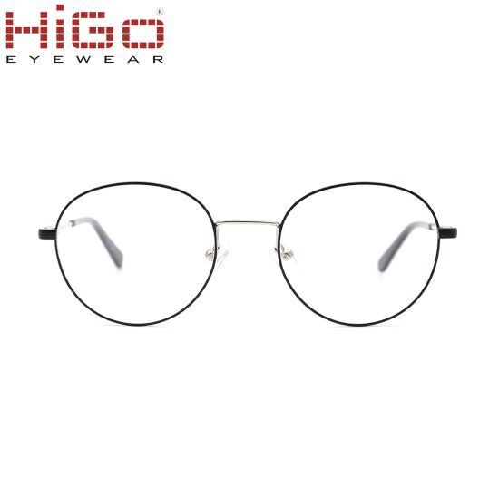 New Style Full Rim Metal Round Optical Frame Eyewear Eyeglasses Frames pictures & photos
