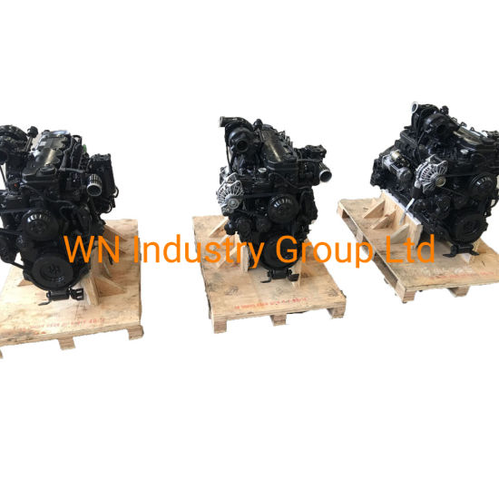 Qsb6.7 6.7L Diesel Engine Assy for Construction Machinery