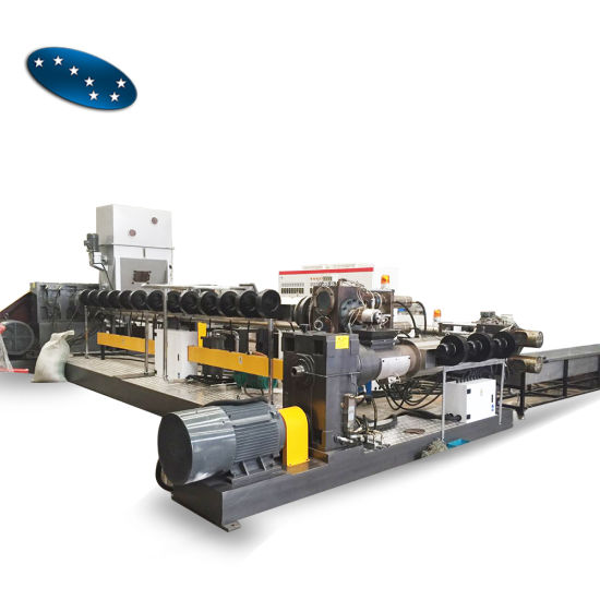 Plastic PE PP Film/Bag Recycling Granulator Machine