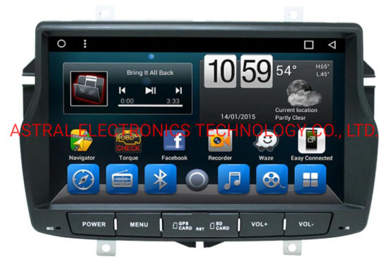 Private Mold 8-Inch Lada Vesta 2015-2017 Android Auto Radio Stereo System with GPS Navigation Bluetooth WiFi Mirror Link