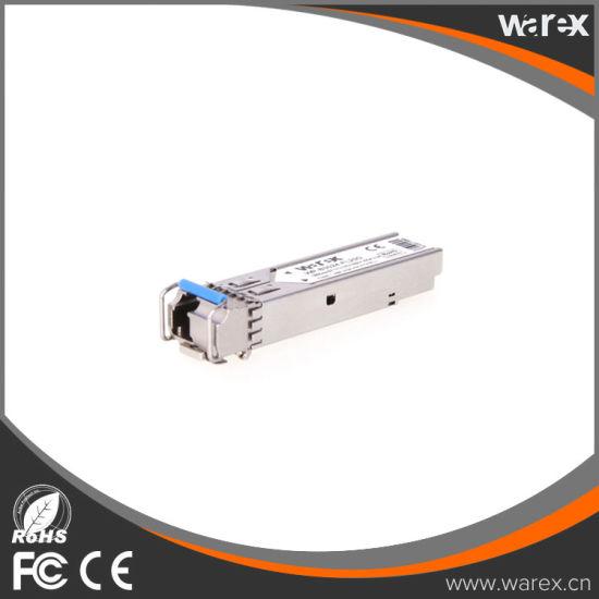 GLC-BX-20U Cisco Compatible 1000BASE-BX 1310nmTX//1550nmRX 20km Transceiver