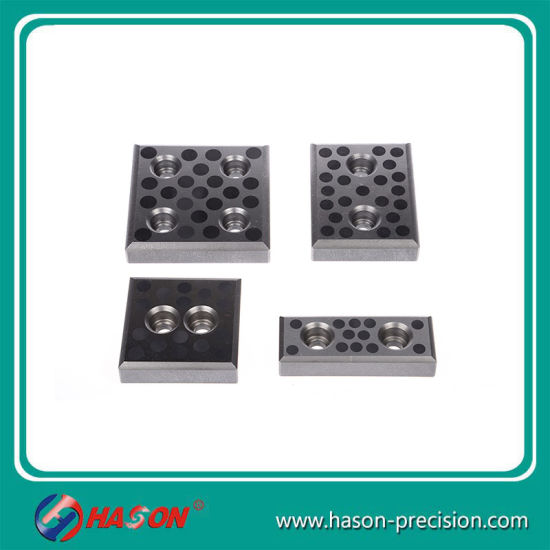 Automobile Mold Components Guiding Components Cast Iron Wear Guide Fixture  Plate