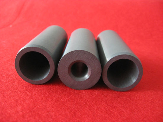 Industrial Black Silicon Nitride Ceramic Bushing