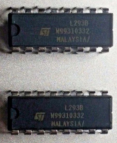 China L293D DIP-16 Stepper Motor Driver Controller - China