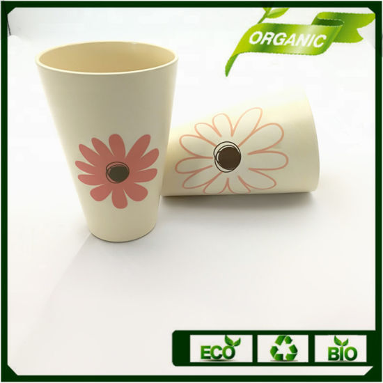 China Factory Bamboo Fiber Coffee Cup pictures & photos
