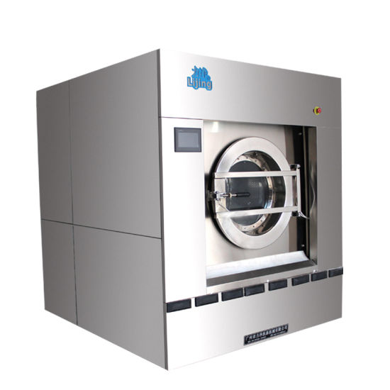 Laundry Equipment Industrial Washing Machine 100kg Washer Extractor
