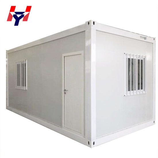 Wholesale Prefabricated Modular Storage Live Container House