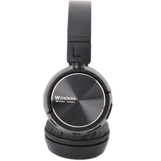 China Over Ear Wieless Headphone Mobile Phone Earphone Headphone With Mic Bluetooth Headphone For Smart Phone Ipad Iphone Pc And Tablet China Bluetooth Headphone And Bluetooth Headset Price