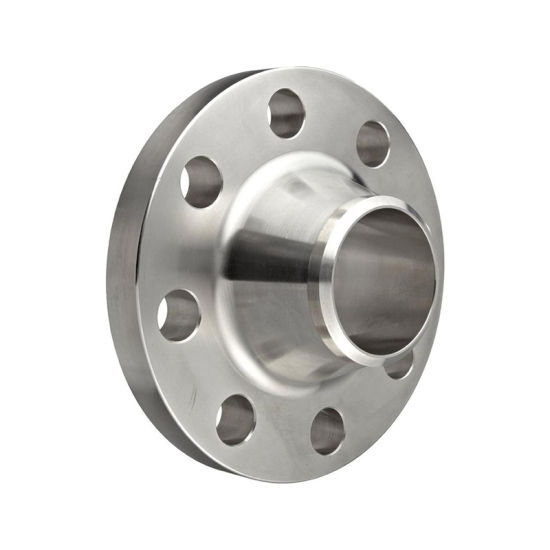 A182 F304 B16.5 Stainless Steel Weld Neck Flange