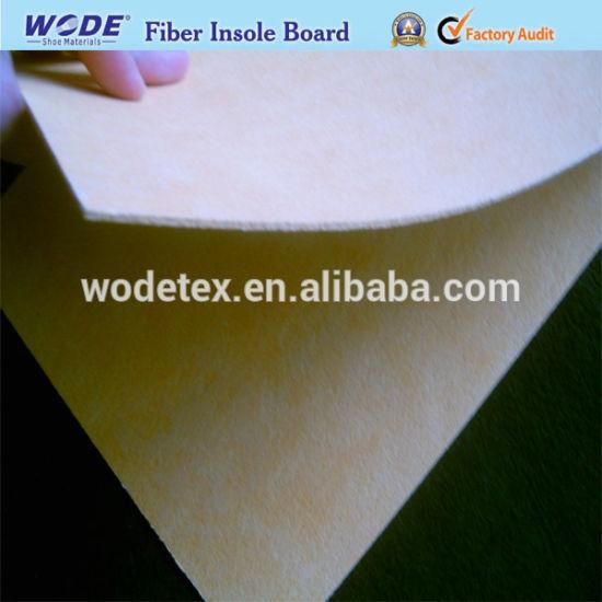 Non Woven Cellulose Fiber Insole Board for Shoa Material