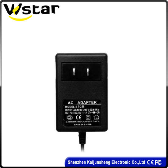 Wall Mounted Charger 12V Power Supply Adapter for LED Modules LCD Monitors