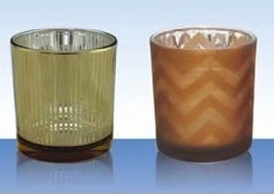 Hot Selling Tea Light Candle Holder Glass pictures & photos