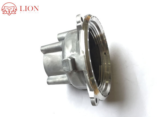 OEM Aluminum Die Casting Part for High Pressure Pump Accessorries