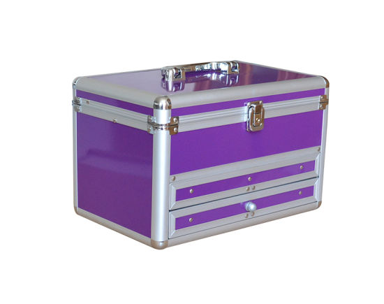 Hot Pink Beauty Case, Aluminum Tool Cases