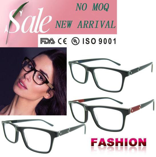 a546c1dd8936 Wholesale Eyeglass Frames Fashion Naked Glasses Italy Eyewear New Fashion  Eyewear Frame pictures & photos