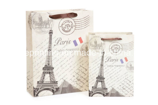 China Manufacturer Printing Paper Packaging Multifunctional Gift Bags pictures & photos