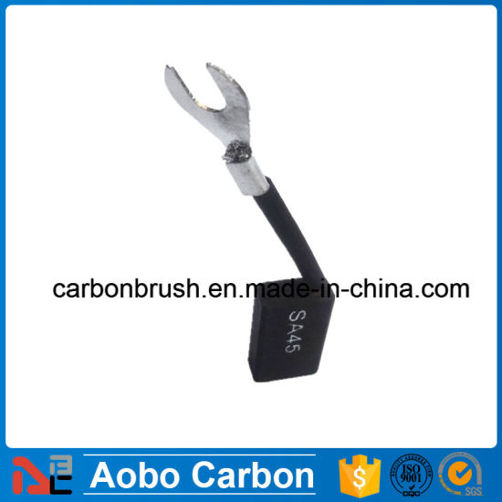Sales for Morgan Electrographite Carbon Brush SA45 pictures & photos