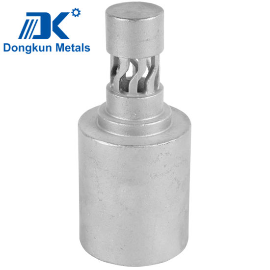 ODM Alloy Steel Aluminum Titanium Precision Casting Spare Parts pictures & photos