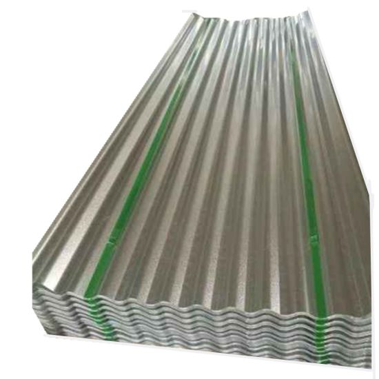 High Strength Roof Tile Galvalume Corrugated Roofing Sheet Decoration