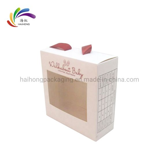 Clothes Box for Baby Clothes Paper Packaging Box pictures & photos