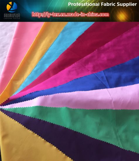 230t Poly Taffeta, Polyester Fabric, Linning Fabric pictures & photos